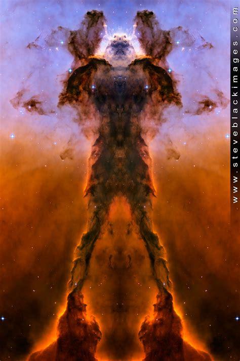 eagle nebula esahubble