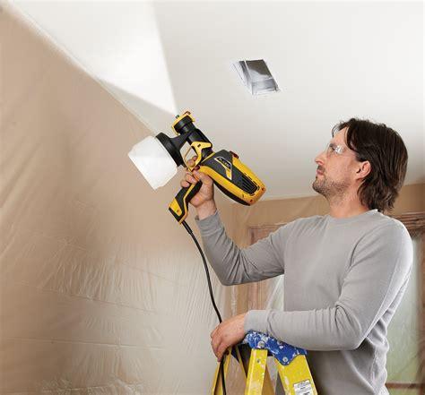 spray painter vs roller why should i get wagner flexio 590 sprayer sprayer guide