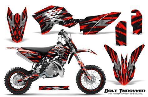 Ktm Sx 50 Graphics Ktm Sx 50 Adventurer Jr Sr 2009 2015 Graphics Creatorx