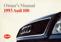 book repair manual 1992 audi 100 free book repair manuals audi owner s manual 100 1992 1993 bentley publishers repair manuals and automotive books
