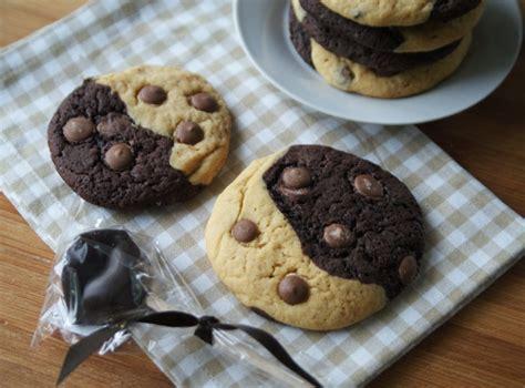 schokolade für kuchen chewy peanut butter chocolate cookies erdnussbutter