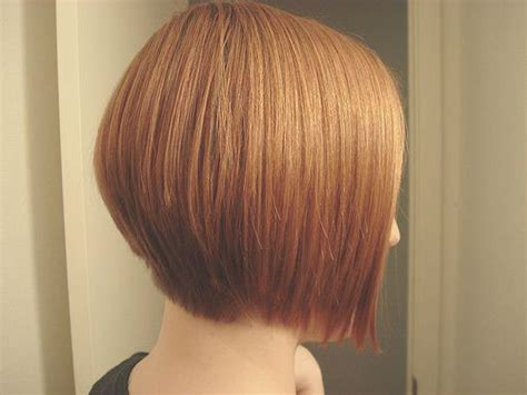 photos of the back of short angled bob haircuts short angled bob hairstyles with bangs for black women