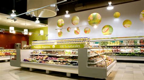 Cheese Hypermart food 187 retail design