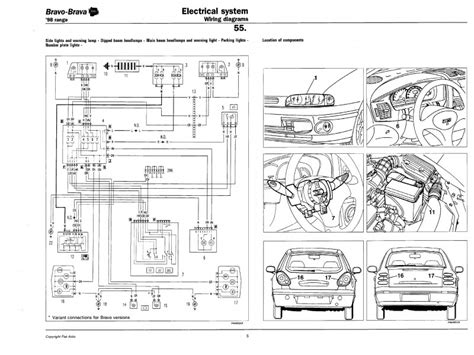 fiat stilo 1 2 fuse box diagram fiat wirning diagrams