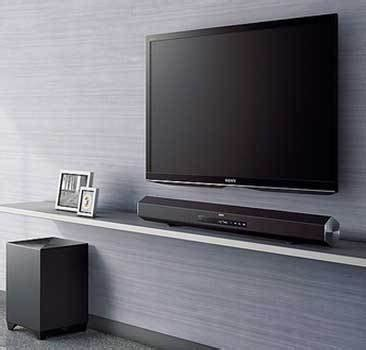 sony ht ct260h 21 300w soundbar with wireless subwoofer