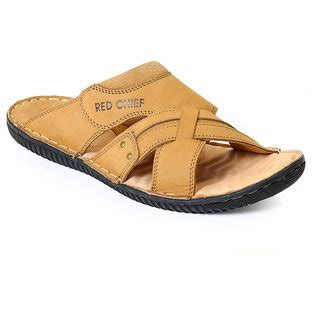 chief slipper price chief rust casual leather slipper rc396 022 buy