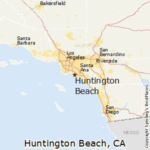 best places to live in huntington california