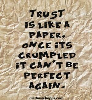 Boyfriend Trust Quotes