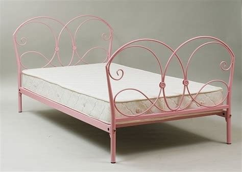 Wrought Iron Metal Bed Frame Irde 005 Buy Romantic Wrought Iron Single Bed Frame