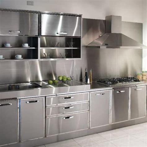 kitchen steel cabinets what will stainless steel kitchen cabinets manufacturers be