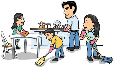 clean the house clean cartoon www pixshark com images galleries with a