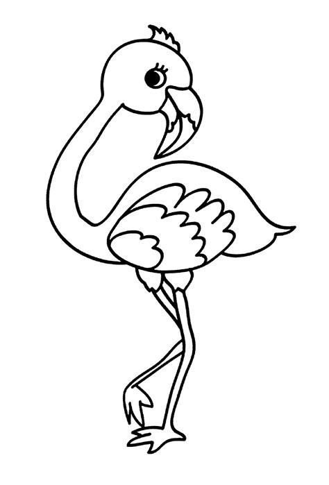 9 gambar mewarnai burung untuk anak paud dan tk murid 17