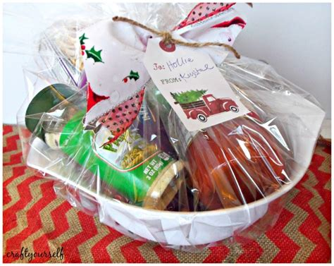 complete holiday italian dinner gift basket craft
