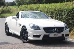 Mercedes Slk55 Amg For Sale Used 2012 Mercedes Slk55 Amg Kompressor Panoramic Roof For