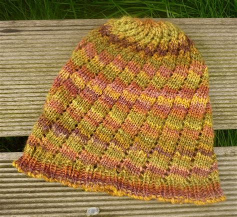 knitting daily patterns knitted chemo hat patterns