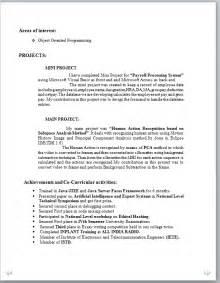 resume format for teachers