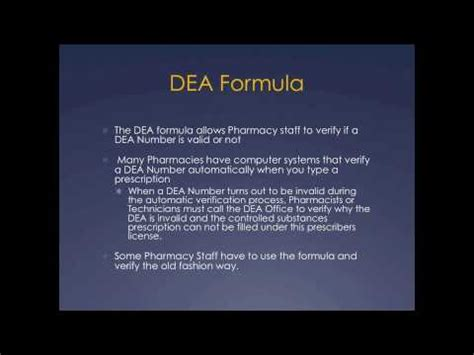 Dea Address Lookup Dea Number