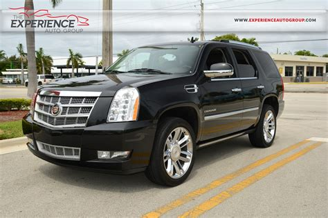 car owners manuals for sale 2010 cadillac escalade user handbook used 2010 cadillac escalade for sale fort lauderdale fl