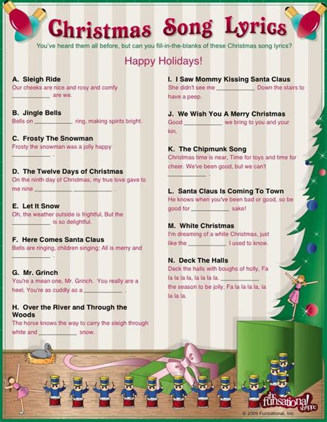 childrens christmas songs list songs and songs lyrics on