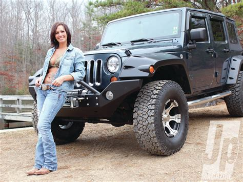 jeep girls jeep trucks pinterest