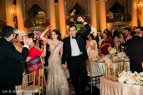 Wedding Reception Photography by Los Angeles Ca Indian Wedding By Jirsa Photography