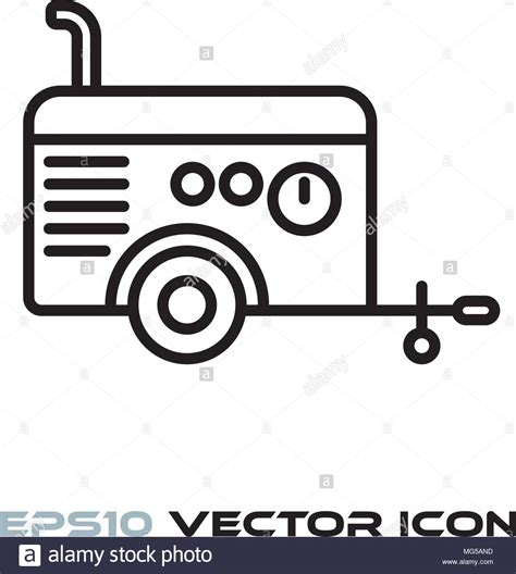mobile air compressor mobile air compressor stock photos mobile air compressor