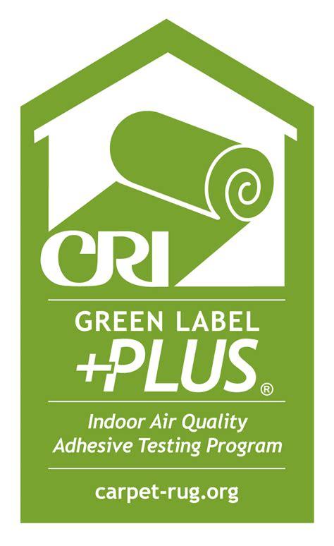 green label plus area rugs pvc factsheet