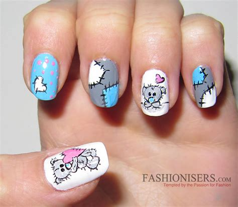17 inspired s day nail designs that