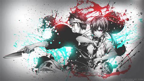 Shokugeki no Soma HD Wallpaper by tammypain on DeviantArt