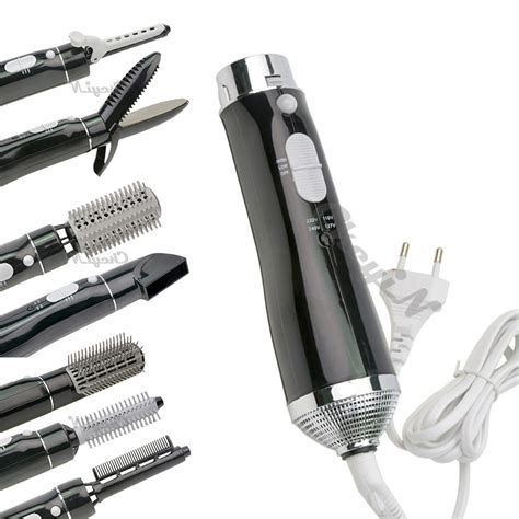 Mini Hair Dryer With Attachments 7 in 1 professional hair dryer hair dryer mini