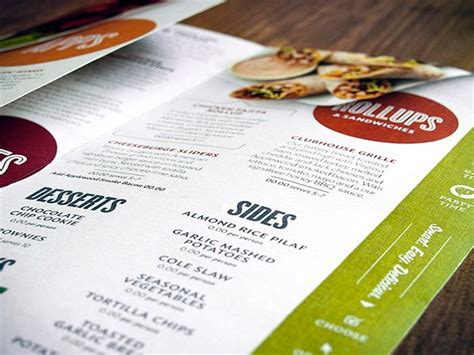 menu book design layout 98 best images about menus on pinterest typography