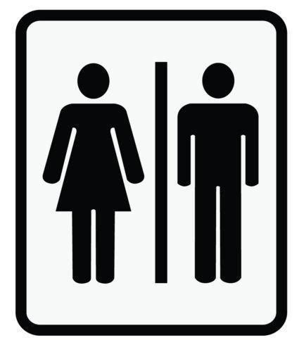 sign for bathroom mens bathroom sign ebay
