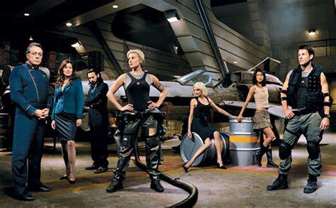 Battlestar Gagagagaga The Season Premierea Kic by Battlestar Galactica Announce A Trailer For Their New
