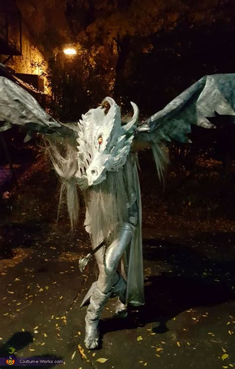 game  thrones ice dragon costume
