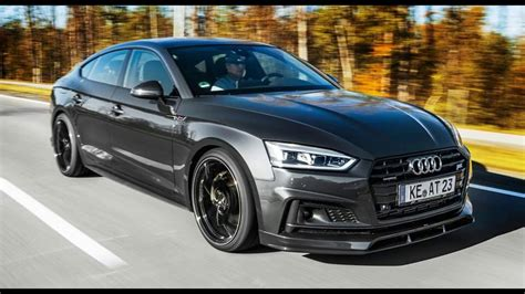 Tuning Audi A5 Sportback by Dia Show Tuning Abt Sportsline Audi A5 S5 Sportback 2017
