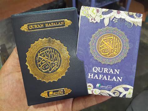 Almahira Atlas Perang Salib qur an hafalan tanpa terjemah ukuran saku toko muslim title