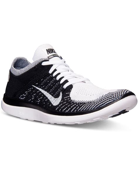 sneaker line nike s free flyknit 4 0 running sneakers from finish