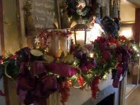 How To Attach Banister To Wall Creative Home Decorating Christmas Faux Fireplace Mantel