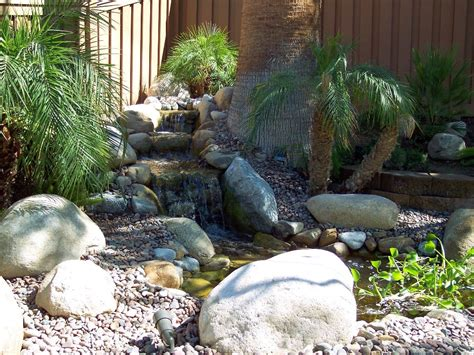 Backyard Landscaping Ideas On A Budget Small Pond Budget Backyard Ideas