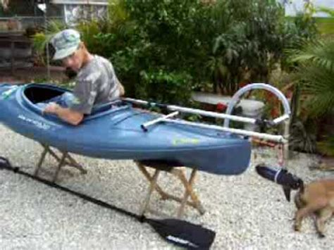 electric kayak wilderness systems critter 9 ft 30lb mtr