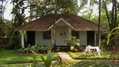 500 Sq Ft Tiny House vila goesa beach resort baga book vila goesa beach resort