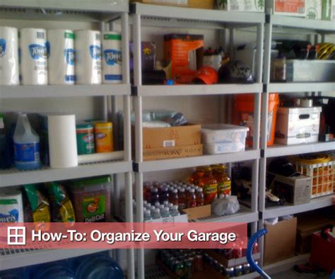 organizing tips for garage tips for organizing your garage popsugar home