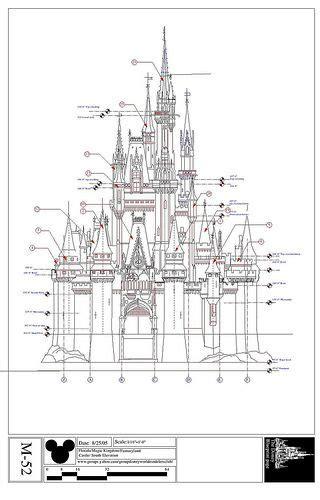 cinderella castle floor plan 14 best images about minecraft blueprints on pinterest