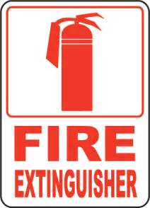fire extinguisher sign by safetysign com r5432