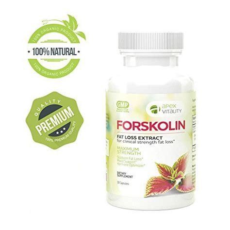 Apex Vitality Cleanse Detox by Forskolin By Apex Vitality High Potency Burner Belly