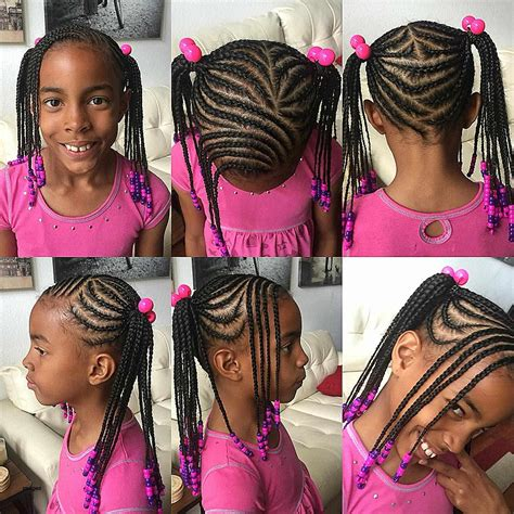 Mixed Black Hairstyles For by Hairstyles Toddler Black