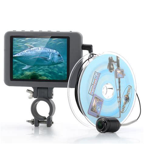 Waterproof 5 Inch Colours underwater fishing 3 5 inch color monitor 2mp 20 meters underwater depth range