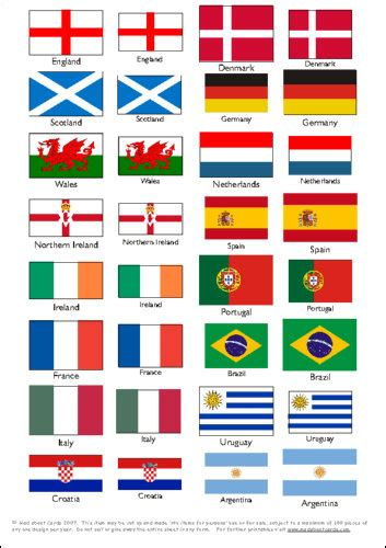 printable american flag a4 printable flags printable flags