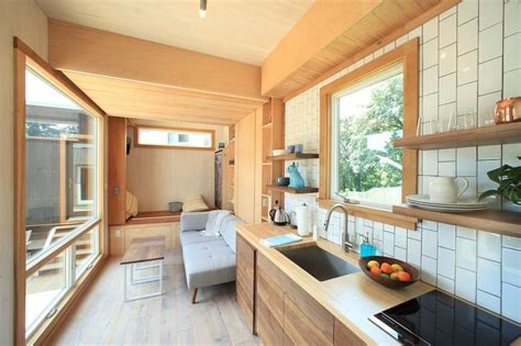 tiny house design challenges and changes tiny roots sturgis tiny house is built with sturdy renewable cross