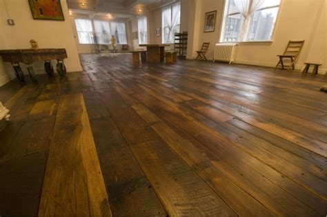 Wide Wood Plank Flooring 19 Wide Plank Wood Flooring Ideas You Should Not Miss